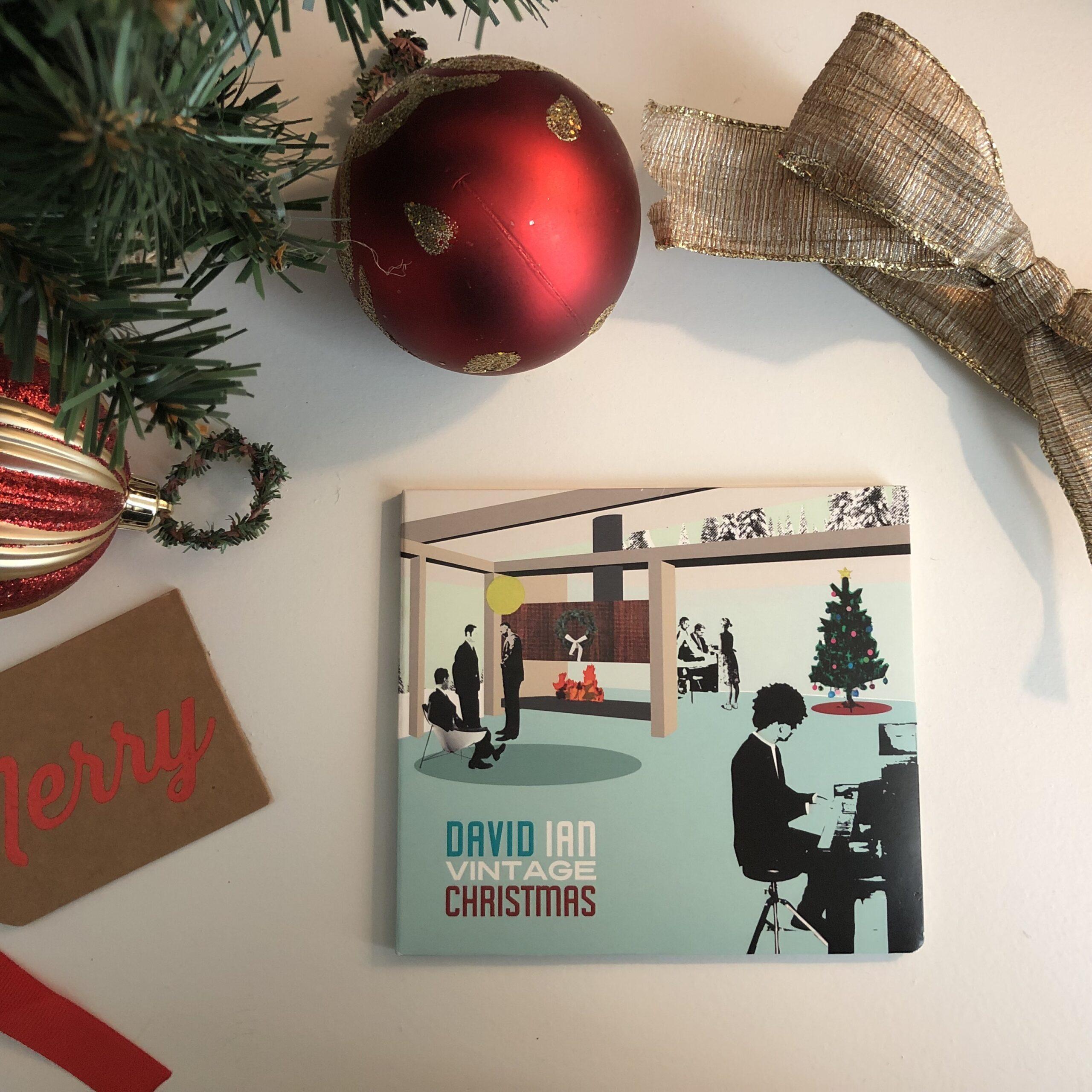 David Ian Christmas Album Set