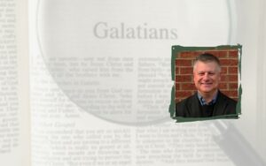Bonus Episode: Galatians with Dr. Jeff Robinson from Michael Easley inContext